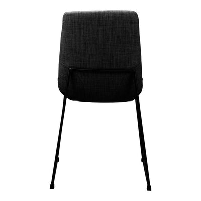 Pair of RUTH DININGs CHAIR BLACK