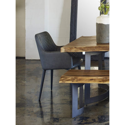 Pair Of CANTATA DINING CHAIRs BLACK