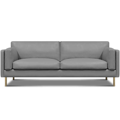 Cadence Leather Sofa Love Seat