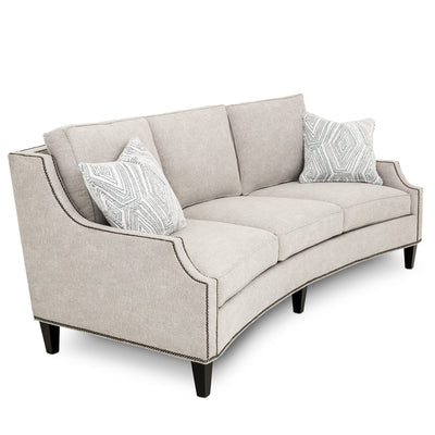 Huxley Curved Sofa Love Seat