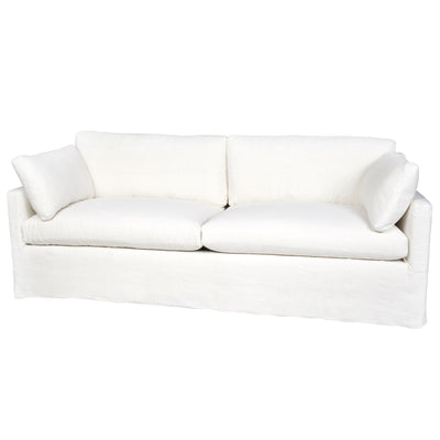 Louis Slip Covered Sofa