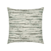 Linear Mist throw pillow
