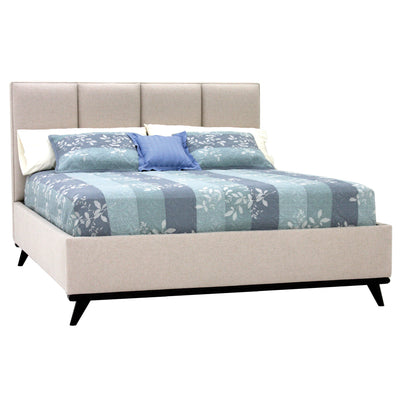 Maine Upholstered Bed