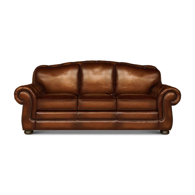 Palace Leather Sofa Love Seat