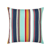 Sicily stripe throw pillow