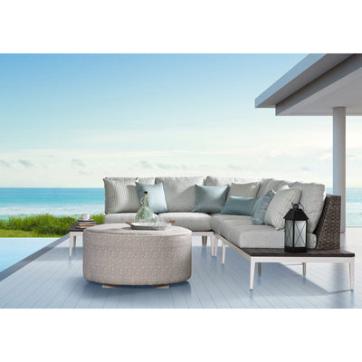 Stevie Sectional Options with End Tables
