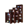 "Tribeca Loft 48"" Bookcase - Cherry Finish"
