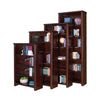 "Tribeca Loft 60"" Bookcase - Cherry Finish"