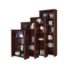 "Tribeca Loft 84"" Bookcase - Cherry Finish"