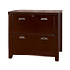 Tribeca Loft Lateral File - Cherry Finish