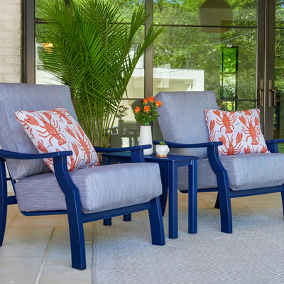 St. Catherine Club Chair Sets