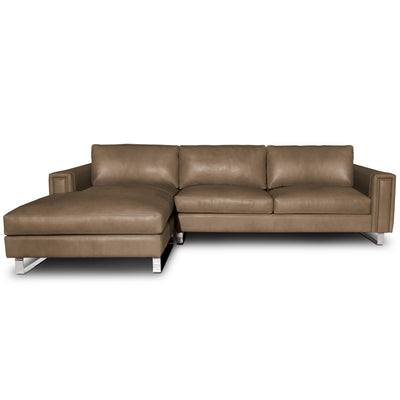Spartan Leather Sofa Sectional