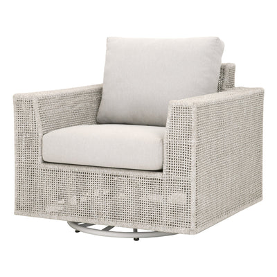 Tropez Outdoor Swivel Club Chair Sets