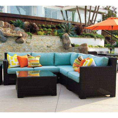 Valencia 5 Piece Sectional