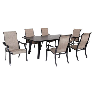 Chalet Rectangular Dining Table Sets