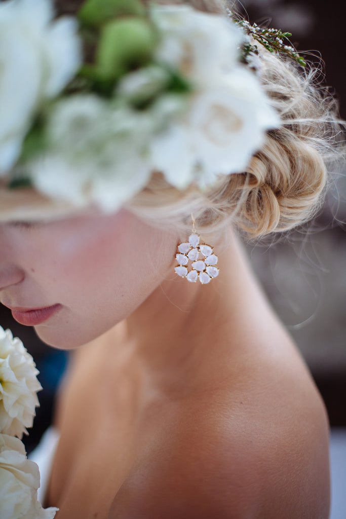 Bridal Close Up
