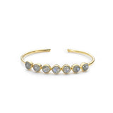 Rimini Bangle Labradorite