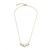 Sutro Drop Necklace Moonstone