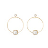 Playa Hoops Pearl