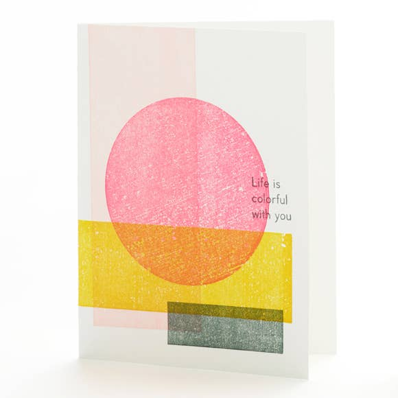 Ilee Papergoods Greeting Card