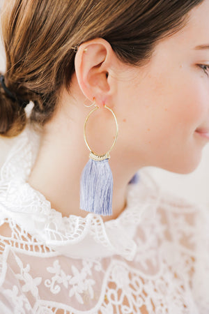 Lucia Hoops Tide Blue