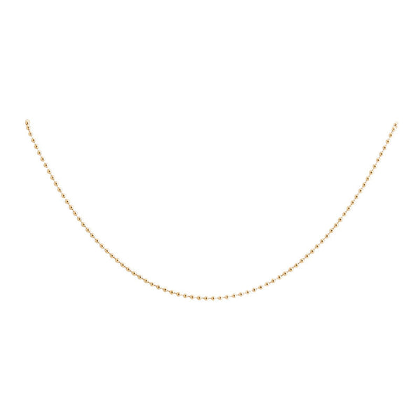 Larger Ball Layering Chain - 16""
