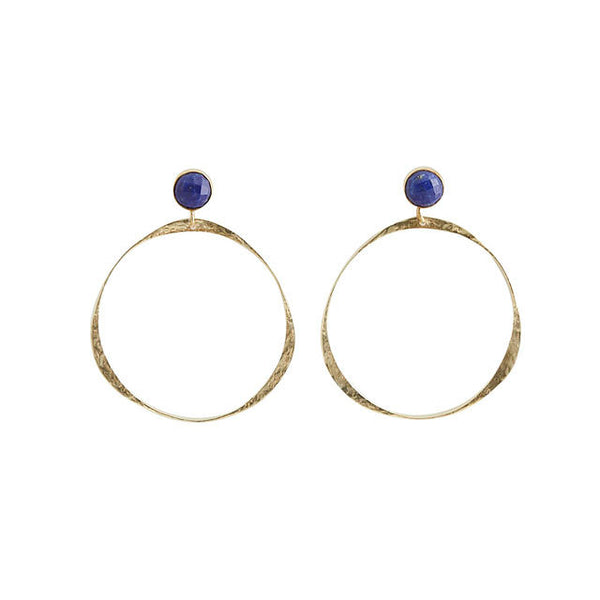 Harbour Hoops Lapis