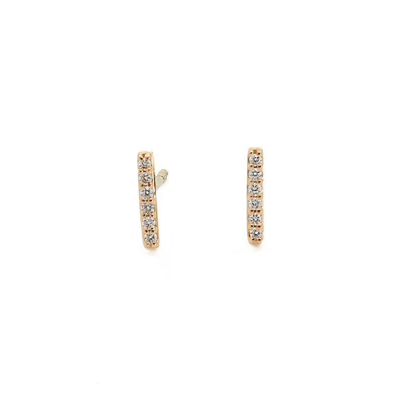Diamond Bar Earrings (6)