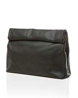 The Lunchbag - Pebble Black