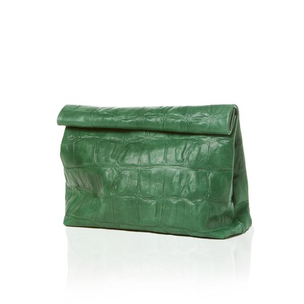 The Lunchbag Special - Green Reptile