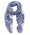 Etole Jane Scarf - Blue