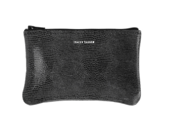 Small Flat Zip Pouch