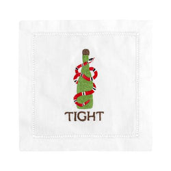 Tight Cocktail Napkins (Set of 4)