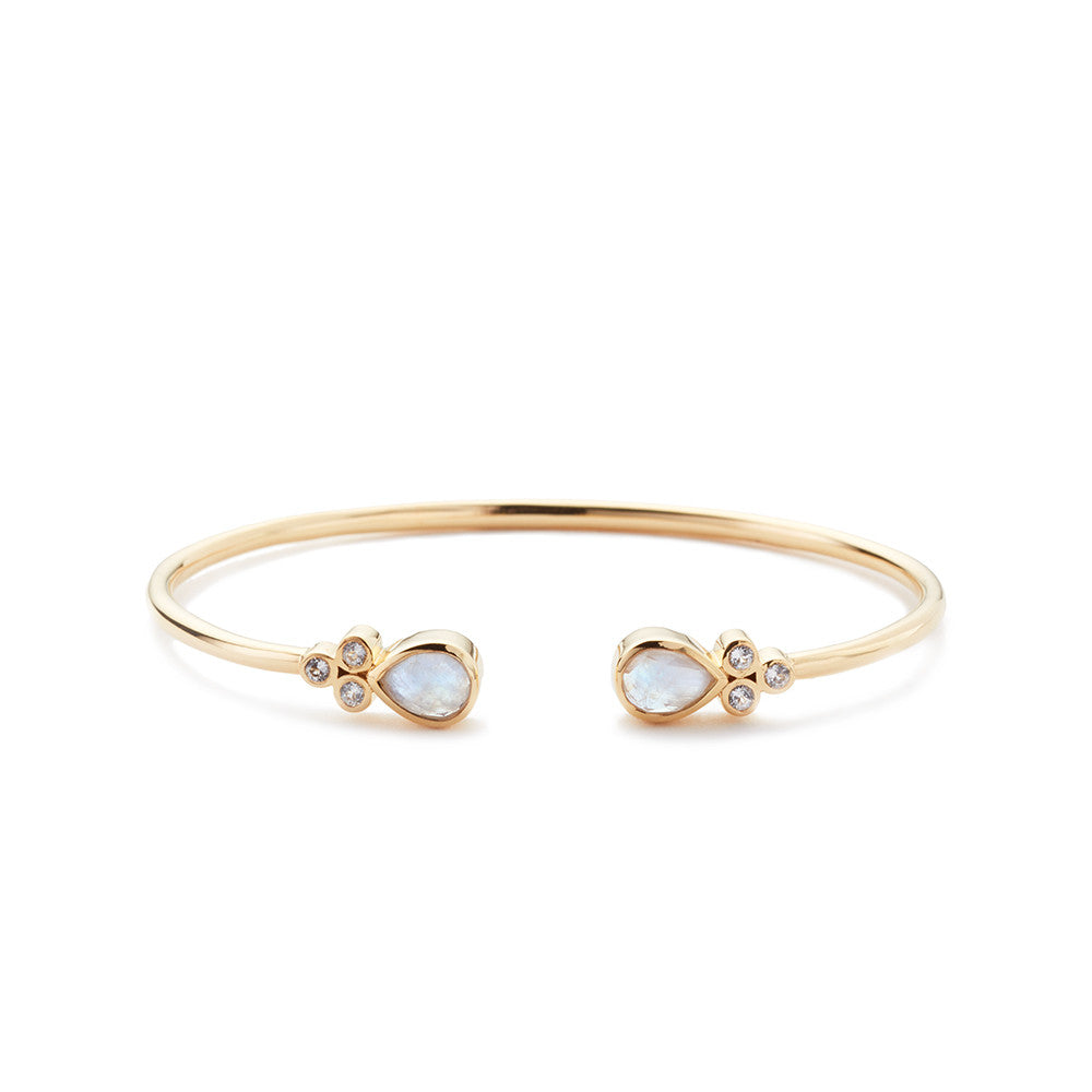 Bolinas Bangle Moonstone