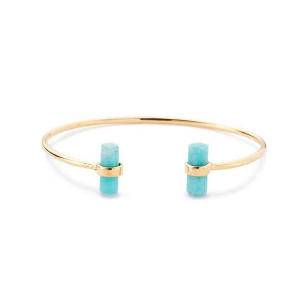 Dillon Bangle Amazonite
