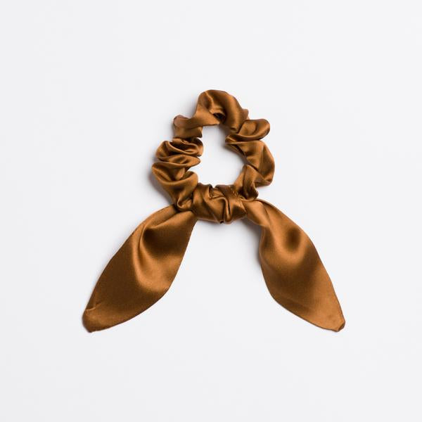 Stagecoach Mama Silk Scrunchie Tie