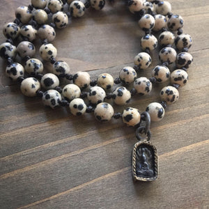 the good luck mini mala