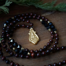Load image into Gallery viewer, golden buddha mala