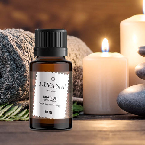 Image of Niaouli Essential Oil (10ml) - Livananatural