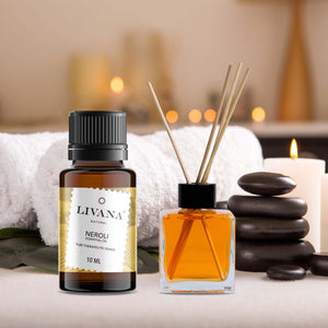 Neroli Essential Oil (10ml) - Livananatural