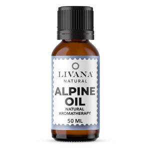 Alpine Oil - 50 ml - Livananatural