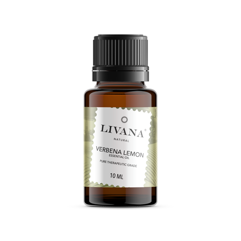Image of Verbena Lemon Essential Oil (10ml) - Livananatural