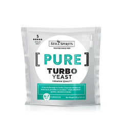 Still Spirits Pure Turbo Yeast (formerly triple distilled)