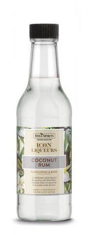 Still Spirits Coconut Rum Icon Top Up Liqueur Kit