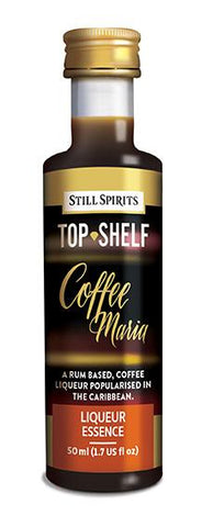 Top Shelf Coffee Maria liqueur essence