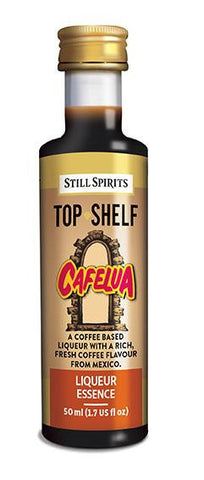 Top Shelf Cafelua essence