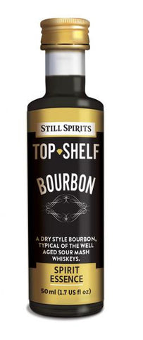 Top Shelf Bourbon essence