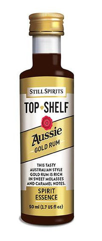 Top Shelf Aussie Gold Rum essence