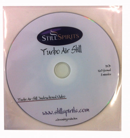 Still Spirits Air Still DVD