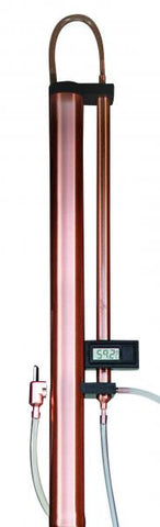 Still Spirits Artisan Turbo 500 copper condensor